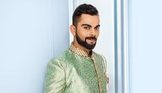 10 Hairstyles Inspired By Virat Kohli You Should Flaunt This Summer New Hair Cut new haircut virat kohli Sherwani Groom, Wedding Sherwani, New Hair Cut Style, Cut And Style, After School, Pathani For Men, Red Kurta, Maroon Jacket, Mens Kurta Designs