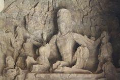 Inside Elephanta Caves Mumbai