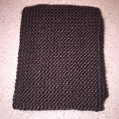 MadeByLoz #itsallknitted Scarf For Sale! Colour is Brown, Length 140cm X Width 14cm Made from Wool/Viscose from Bamboo blend Price is $30.00, postage is extra Buy it now! - Simply type 'SOLD' below in comments & we go from there!  1⃣0⃣7⃣