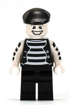 Minifigures Serie 2 - Mime