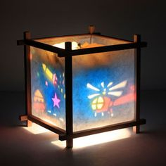 40 Best Spinning Lamps Images Spinning Kids Lamps Nightstand Lamp