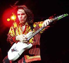 my hero Steve Vai, 80s Music, Rock Music, Glam Rock Bands, David Lee, Rock Legends, Music Is Life, Heavy Metal, My Hero