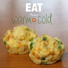 Toddler muffins - this is a great blog for feeding a little munchkin grown up food @Danielle Lampert DuPey this site has some great recipes that you could make up and keep in the fridge for when needed
