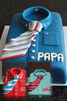 Leuke taart, voor je vader, opa, broer of zoon!