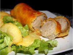Découvrez la recette Feuilletés de boudin blanc aux pommes sur cuisineactuelle.fr.