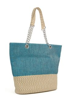Two-Tone Tote from HauteLook on Catalog Spree