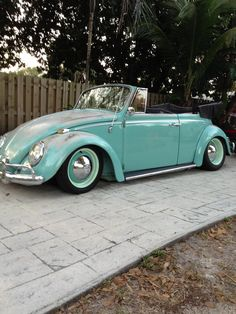 VW Volkswagen mint