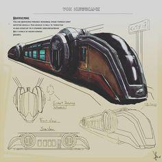 Rail Transport, Mode Of Transport, Character Concept, Concept Art, Character Design, Locomotive, Tron Evolution, Future Transportation, Industrial Design Sketch