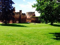 Bothwell castle, Glasgow