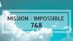 【ミッション・インポッシブル】2020年のトム・クルーズに注目!最新作『トップガン』今冬公開予定『MI:7・8』ダブル撮影 - 子育て&おうちWork Mission Impossible 7