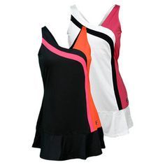 FILA tennis dresses