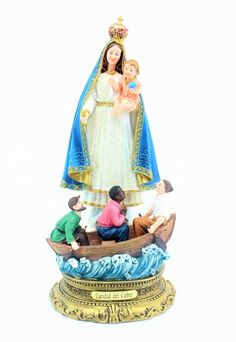 Caridad del Cobre Statue