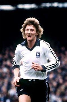 Chris Woods of Ipswich Town in 1978.