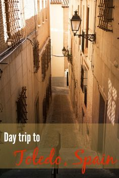 Day trip to Toledo S