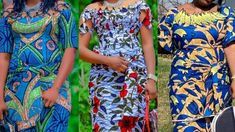 2021 AFRICAN FASHION COLLECTION: MOST STYLISH AND FLAWLESS AFRICAN ASO E... Long Ankara Dresses, Ankara Skirt And Blouse, African Print Dresses, African Dress, Short Sleeve Dresses, Nigerian Dress Styles, Ankara Styles, African Fashion Traditional, Latest African Fashion Dresses