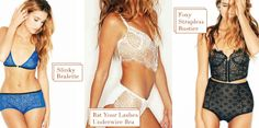 Bare It All in SKIVVIES @ The TrendBoutique!