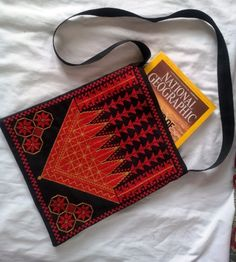 Palestinian Cross Stitch Embroidery Bags collection