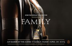 An Ember in the Ashes by Sabaa Tahir poster: Family Elias Und Laia, Ya Books, Good Books, Never Have I Ever, Find A Book, Would You Rather, Book Fandoms, Book Characters, Ash