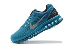 Купить кроссовки nike air blue