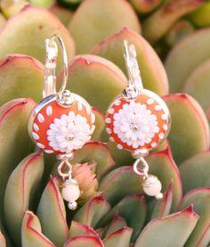 Earrings Loto by almargenartesania on Etsy, €11.00