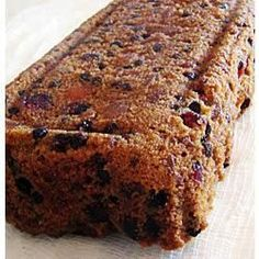 Exotic Christmas Fruit Cake recipe – All recipes Australia NZ Christmas Cooking, Christmas Desserts, Christmas Treats, Christmas Fruitcake, Christmas Cakes, Recipe For Christmas Cake, Best Fruitcake, Xmas Cakes, Christmas Decor