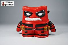 Funko Pop! Deadpool anger (Funko Pop!) Custom Action Figure