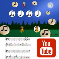 In the hall of the mountain king - ritmo Music Games, Active Listening, Listening Activities, Norway Facts, Music Sub Plans, Facts For Kids, Music Classroom, Youtube, Musicals