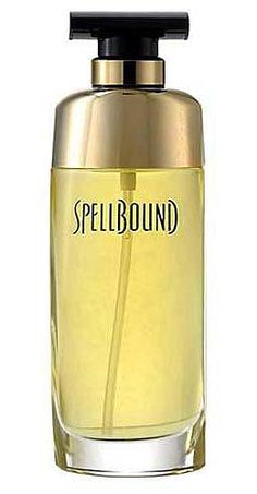Spellbound. My husband's favorite on me.