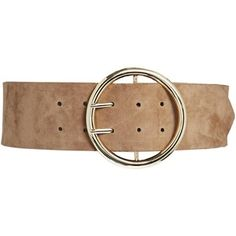 ASOS Wide 2 Prong Waist Belt