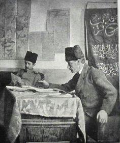 Atatürk/İnönü