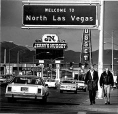 Remember when ... A look back at the city before the boom - View - ReviewJournal.com Longtime North Las Vegas residents remember when the city was less dense and smaller. According to Celise Salmon, whose family moved to the city 12 years ago, a trip to Mount Charleston seemed to take forever. View file photo.
