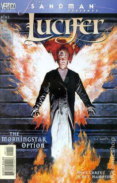 Sandman Presents Lucifer (1999) 1