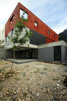 Red House | Monterrey, Nuevo Leon, Mexico | Dear Architects