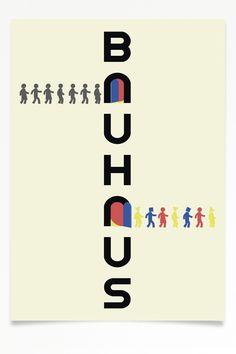 Risultati immagini per best bauhaus poster design Art Bauhaus, Bauhaus Design, Bauhaus Style, Typography Inspiration, Graphic Design Inspiration, Typography Design, Lettering, Poster Design, Design Art