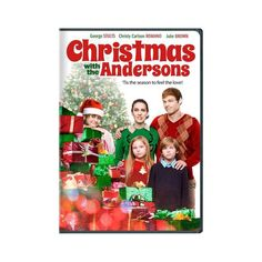 Christmas with the Andersons (DVD) Getting Fired, Holiday Movie, Presents, Party, Christmas, Gifts, Products, Xmas, Weihnachten