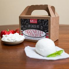 The Italian countryside is now accessible anytime when you make your own succulent Mozzarella and creamy Ricotta cheese right in your kitchen. Just imagine your own fresh Mozzarella in caprese salad or homemade Ricotta in lasagna.