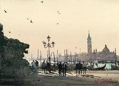 Joseph Zbukvic, Venice - Greenhouse gallery