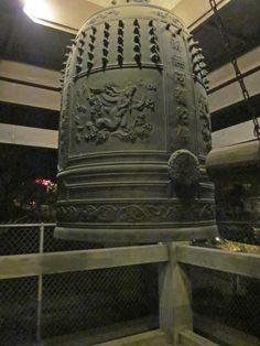 Japanese Bonsho (temple bell)