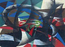 Giacomo Balla (Italian, Patriotic Demonstration, Oil on canvas, 101 x cm. Harlem Renaissance, Magritte, Giacomo Balla, Italian Futurism, Futurism Art, Modernisme, Art Deco, Magic Realism, Italian Painters