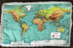 Concepto seguridad humana maps pinterest seguridad y concepto world map blanket colorful map of the world baby minky faux fur security blankie small travel blanky lovie lovey 13 by 20 in gumiabroncs Gallery