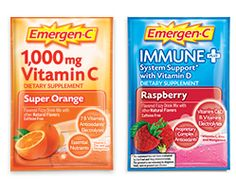 FREE Samples of Emergen-C Drink Mix – Local Penny Pincher
