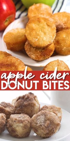 Keto Apple Cider Donut Bites Such a fun little treat! These low carb and sugar free mini muffins taste just like apple cider donuts. Healthy and grain-free, they make the perfect breakfast or snack. Keto Foods, Keto Snacks, Keto Diet Breakfast, Breakfast Recipes, Dessert Recipes, Breakfast Hash, Dinner Recipes, Breakfast Ideas, Breakfast Casserole