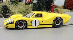 Scalextric FORD MKIV