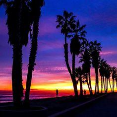 Ventura sunset Ventura Homes, Ventura Beach, Ventura County, Beach Town, California Homes, Small Towns, Dream Big, Coast, Ocean