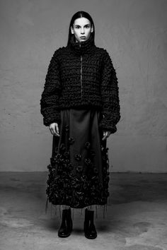 Fashion Labels, Androgynous, Street Wear, Goth, Fall Winter, Embroidery, Gothic, Streetwear, Goth Subculture