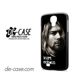 Kurt Cobain A Hole In My Life DEAL-6247 Samsung Phonecase Cover For Samsung Galaxy S4 / S4 Mini