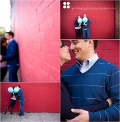 balloons #engagement #photography