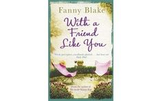 The Book Corner: With a friend like you - Fanny Blake Blog Tour and guest post