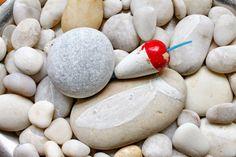 mano's welt, steine aus dänemark (gl skagen)