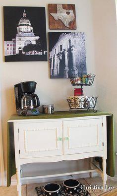 Christina Lee Texas Coffee Bar, via Flickr.